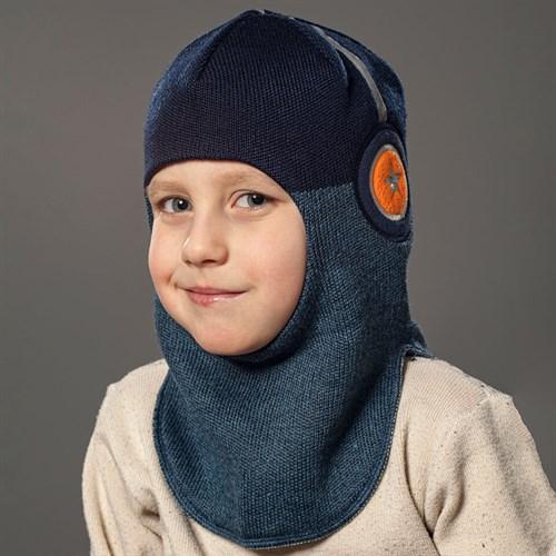 Milli шлем модель Наушники, на хлопке (на 6 лет) демисезонный - фото 35001