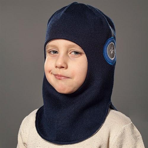 Milli шлем модель Наушник, на хлопке (на 1год) демисезонный - фото 35011