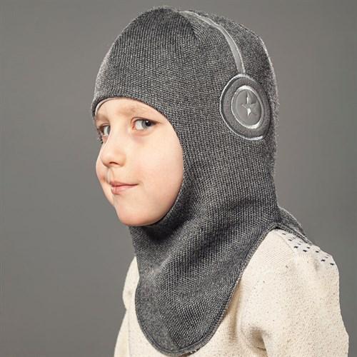 Milli шлем модель Наушник, на хлопке (на 4 года) демисезонный - фото 35031