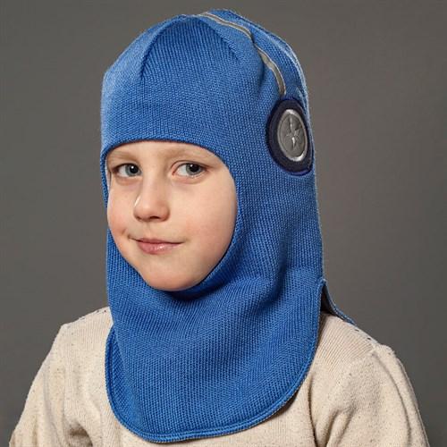 Milli шлем модель Наушник, на хлопке (на 6 лет) демисезонный - фото 35033