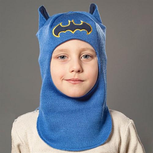 Milli шлем модель Летучая Мышь, на хлопке (на 4 года) демисезонный - фото 35105