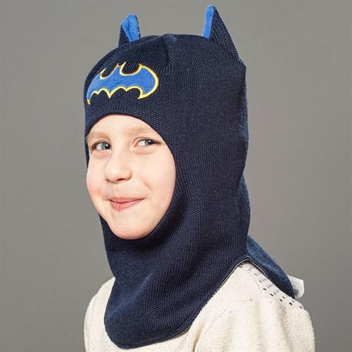 Milli шлем модель Летучая Мышь, на хлопке (на 6 лет) демисезонный - фото 35115