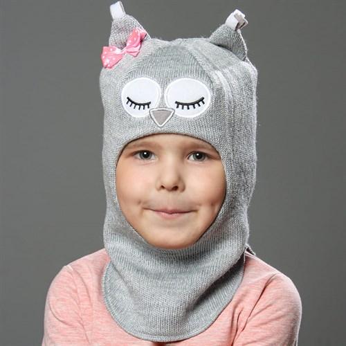 Milli шлем модель Софья, на хлопке (на 4 года) демисезонный - фото 35301