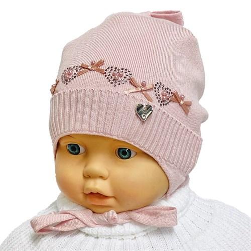 LAMIR шапка Рая P005 вязаная, подклад хлопок (р.46-48) - фото 35385