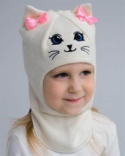 Milli шлем модель Алиса, на хлопке (на 4 года) демисезонный - фото 35602