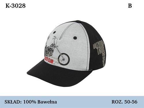 бейсболка Magrof KOD-3028 (р.50-56) - фото 35755