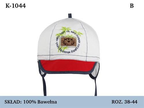 Magrof кепка 1044 с завязками (р.38-46) - фото 35829