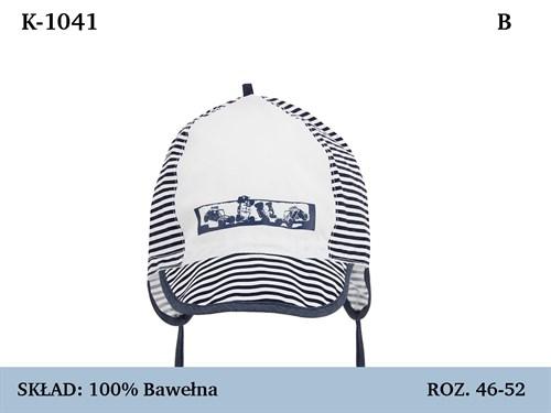 Magrof кепка 1041 с завязками (р.46-54) - фото 35858
