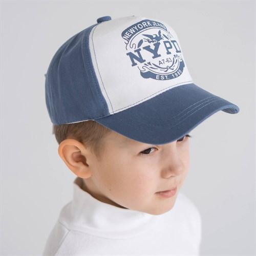 Milli бейсболка детская NYPD (р.50-52) - фото 36027