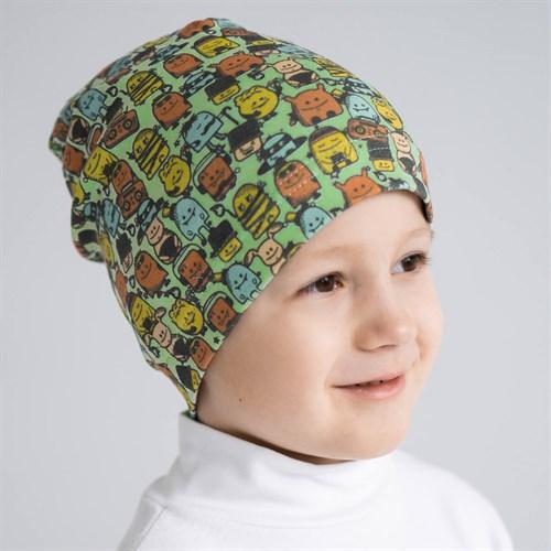 Barbaras модель TM 183/0 шапка одинарный трикотаж (р.50-52) - фото 36310