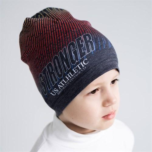 ambra шапка одинарный трикотаж (р.52-54) stronger - фото 36331