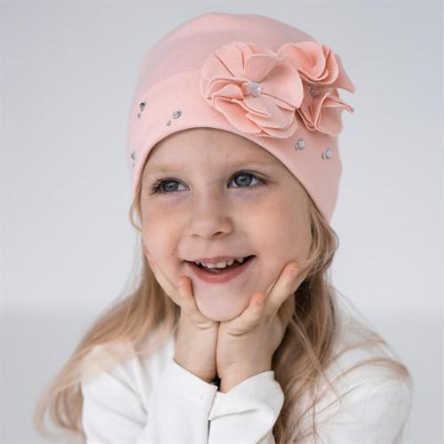 MARIKA шапка MWJ-1070 одинарный трикотаж (р.46-50) - фото 36368