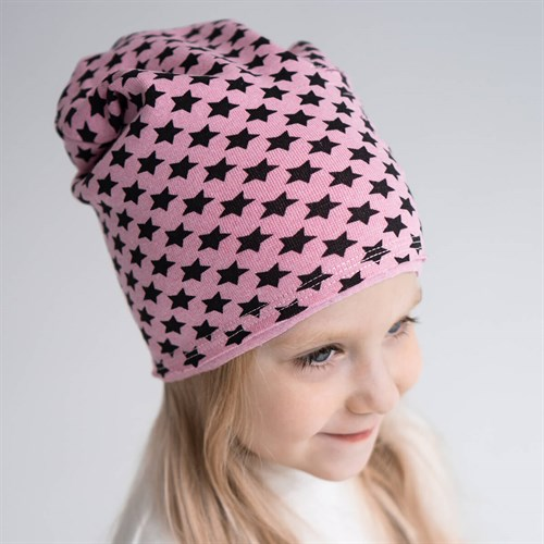 ambra шапка двойной трикотаж надрезы (р.52-54) - фото 36382