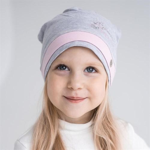 MARIKA шапка MWJ-0516 одинарный трикотаж (р.50-52) - фото 36393
