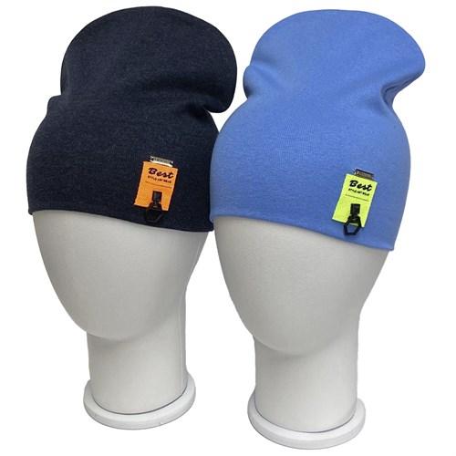 LAMIR шапка Арсен  двойной трикотаж  (р.52-54) - фото 36416