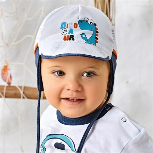 AJS кепка 42-316 с сеточкой, хлопок (р.38,40,42) - фото 36532