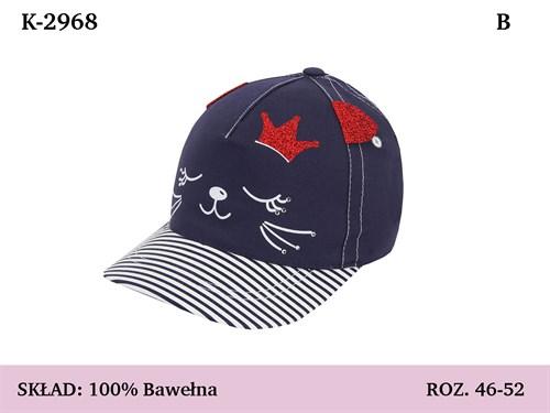 бейсболка Magrof KOD-2968 (р.46-54) - фото 36705