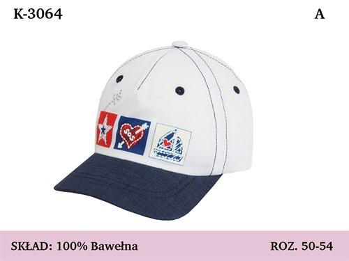 бейсболка Magrof KOD-3064 (р.50-56) - фото 36971