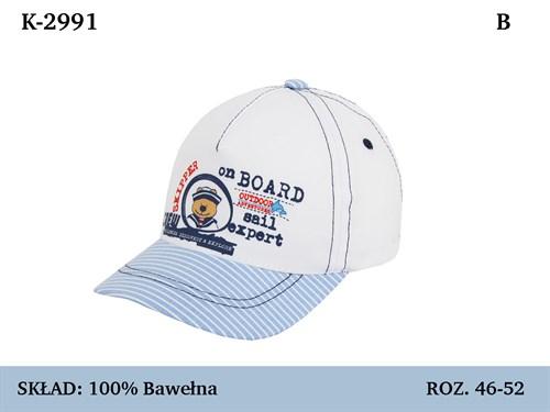 бейсболка Magrof KOD-2991 (р.46-54) - фото 37005