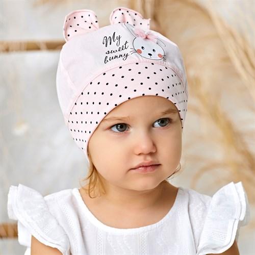 AJS шапка 42-264  хлопок  (р.40,42,44,) - фото 37283