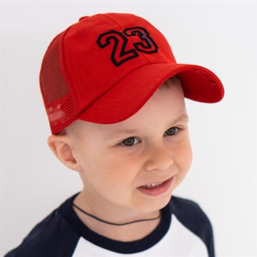 Milli бейсболка детская 23 (р.50-52) с сеткой - фото 37350