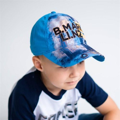 Milli бейсболка детская B.Mark (р.52-54) - фото 37891