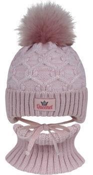 Grans комплект A 1144 ST шапка с утеплителем, подклад хлопок+снуд (р.44-46) - фото 38311