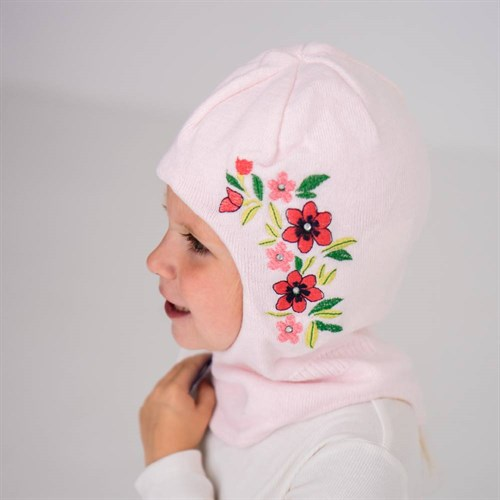 AGBO шлем 1546 VERONIKA вязаный, подклад хлопок (р.48-50) - фото 38580