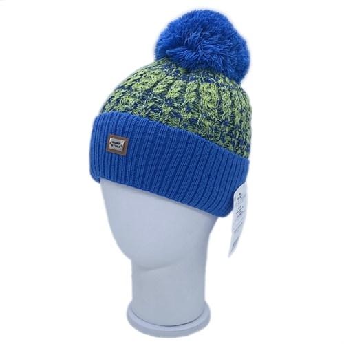 AGBO шапка 3254 Ego1 подклад флис (р.50-52) - фото 39797