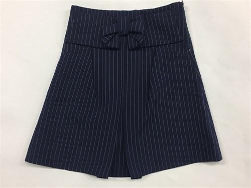 юбка BoysGirls синяя в мелкую полоску (р.128-152) - фото 4963