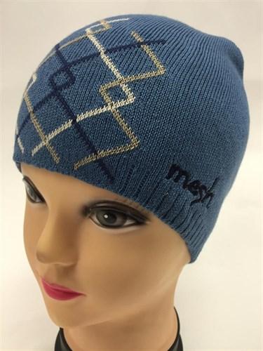 amal модель 004 шапка одинарн.вязк (mesh)(р.52-54) - фото 5015