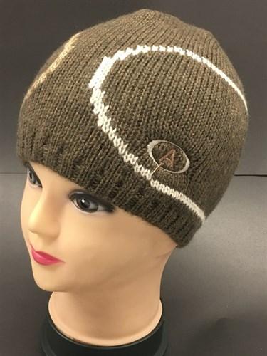 amal шапка одинарн.вязка (A)(р.52-54) - фото 5306