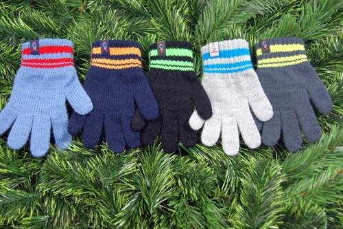 margot перчатки EDWIN одинарная вязка (размер 14) - фото 5357