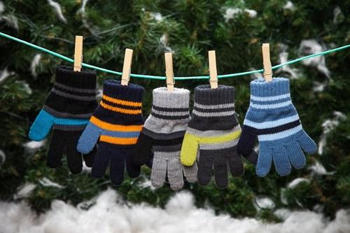margot перчатки REDES одинарная вязка (размер14) - фото 5359