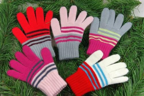 margot перчатки DOROTY одинарная вязка (размер 15) - фото 5362