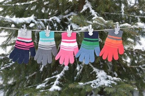 margot перчатки TOTUS одинарная вязка хлопок (размер 12) - фото 5381