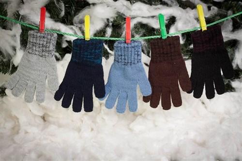 margot перчатки GREG одинарная вязка (размер 15) - фото 5384