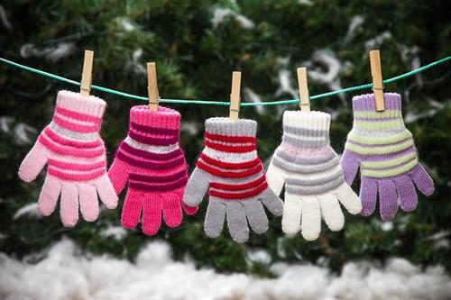 margot перчатки TAYLOR одинарная вязка (размер 14) - фото 5388