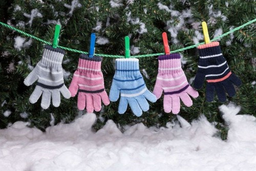 margot перчатки UTA одинарная вязка хлопок (размер 12) - фото 5391