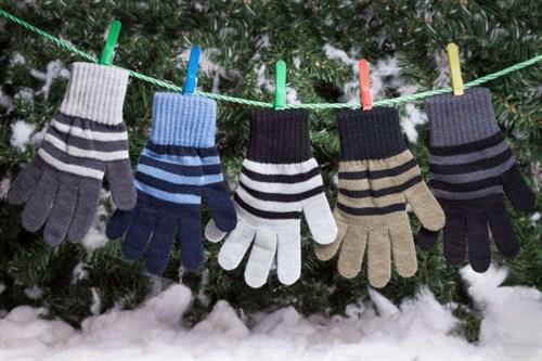 margot перчатки KAPITAN одинарная вязка (размер 16) - фото 5397