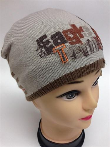 Barbaras шапка R 37/0P для мальчика подкл.флис (р.50-52) - фото 5442