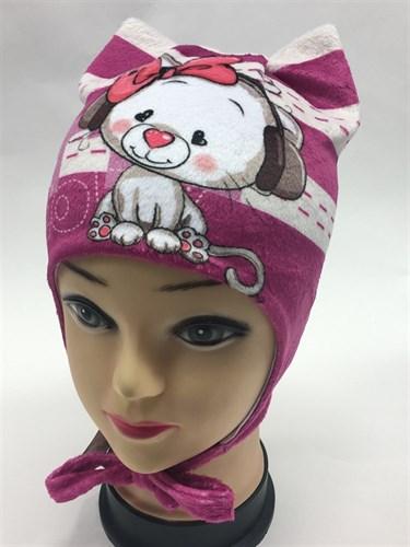 ambra шапка велюровая (р.48-50) - фото 5576