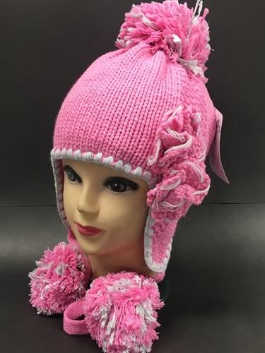 шапка abya подклад флис (р.52-54) - фото 5938