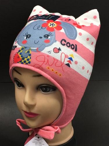 ambra шапка с утеплителем подклад хлопок (р.48-50) - фото 6096