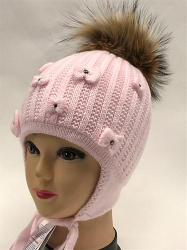 Barbaras шапка AP  288/0E ISOSOFT для девочки (р.46-48) - фото 6542