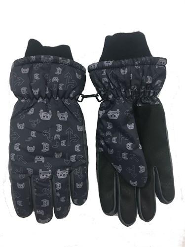 перчатки для мальчика (7-9 лет) знаки - фото 6577