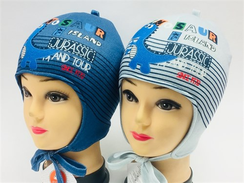 ambra шапка с утеплителем подкл.хлопок (р.48-50) - фото 7014