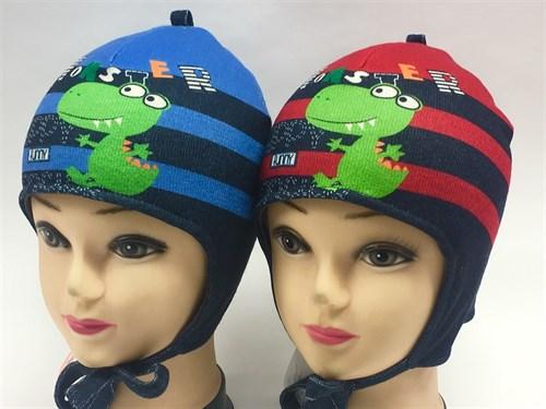 ambra шапка с утеплителем подклад хлопок (р.48-50) - фото 7028