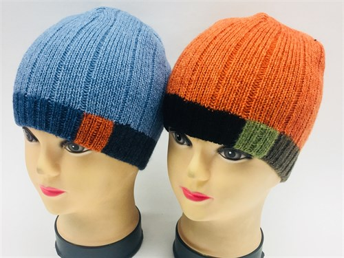 amal шапка одинарная вязка (р.52-54) - фото 7531