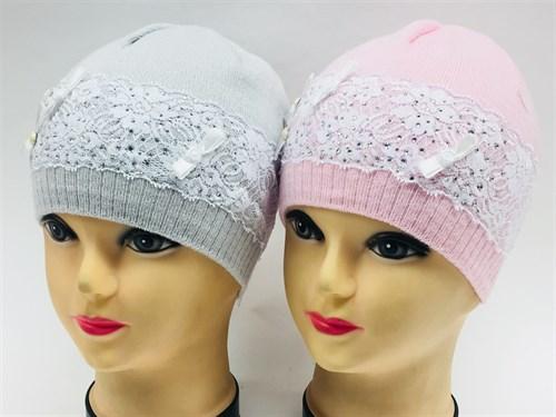Malliani шапка 15-731 одинарн.вязка (р.50-52) - фото 7554